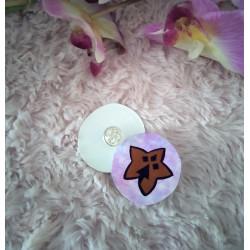 Pin's rond étoile bretonne
