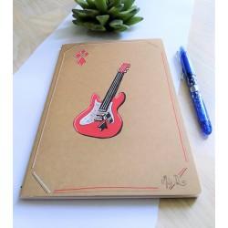 Cahier Guitare bretonne