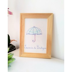 Cadre Parapluie